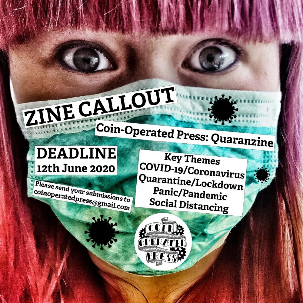 Callout Image - Quaranzine