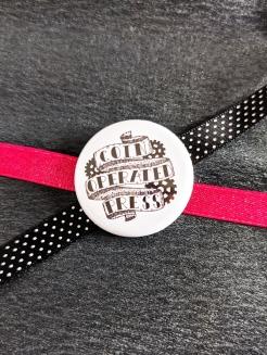 Pin Badges (2)
