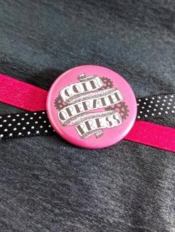 Pin Badges Pink (2)