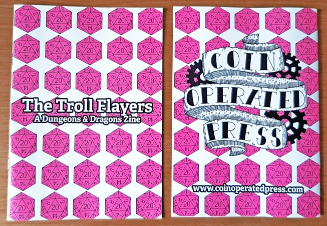 Troll Flayers Zine (1)