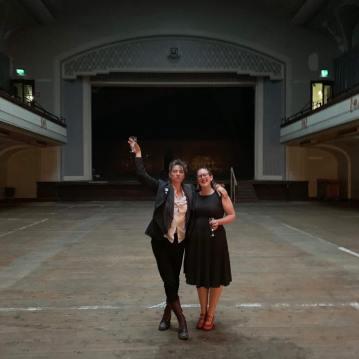 Amanda Palmer Leith Theatre